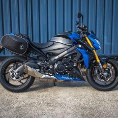 Suzuki GSX-S1000 2018 Blue Black