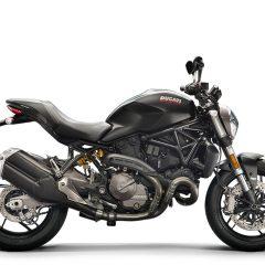 Ducati Monster 821 2018 - Dark Stealth