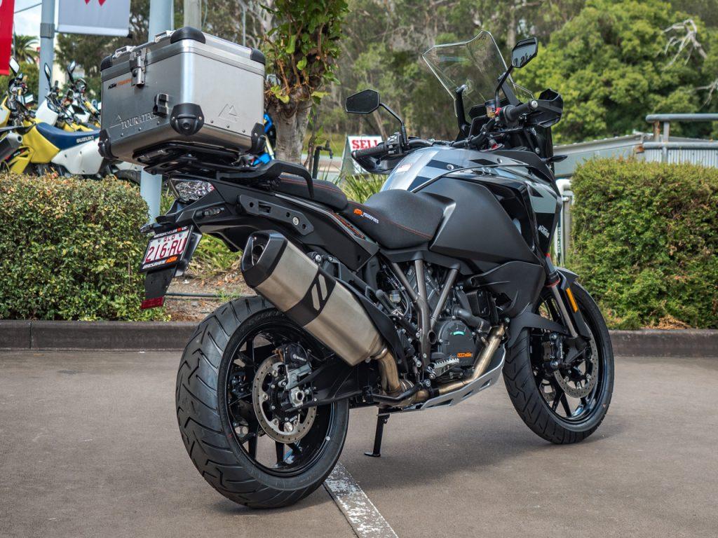 new arrival the ktm 1290 super adventure s for 2019 motorcycles r us. Black Bedroom Furniture Sets. Home Design Ideas