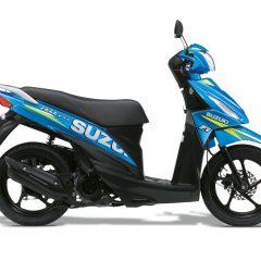 Suzuki Address 110 2019 MotoGP