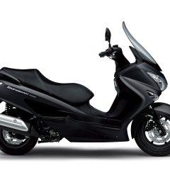 Suzuki Burgman 200 2018