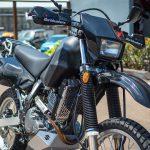Suzuki DR650SE Profile