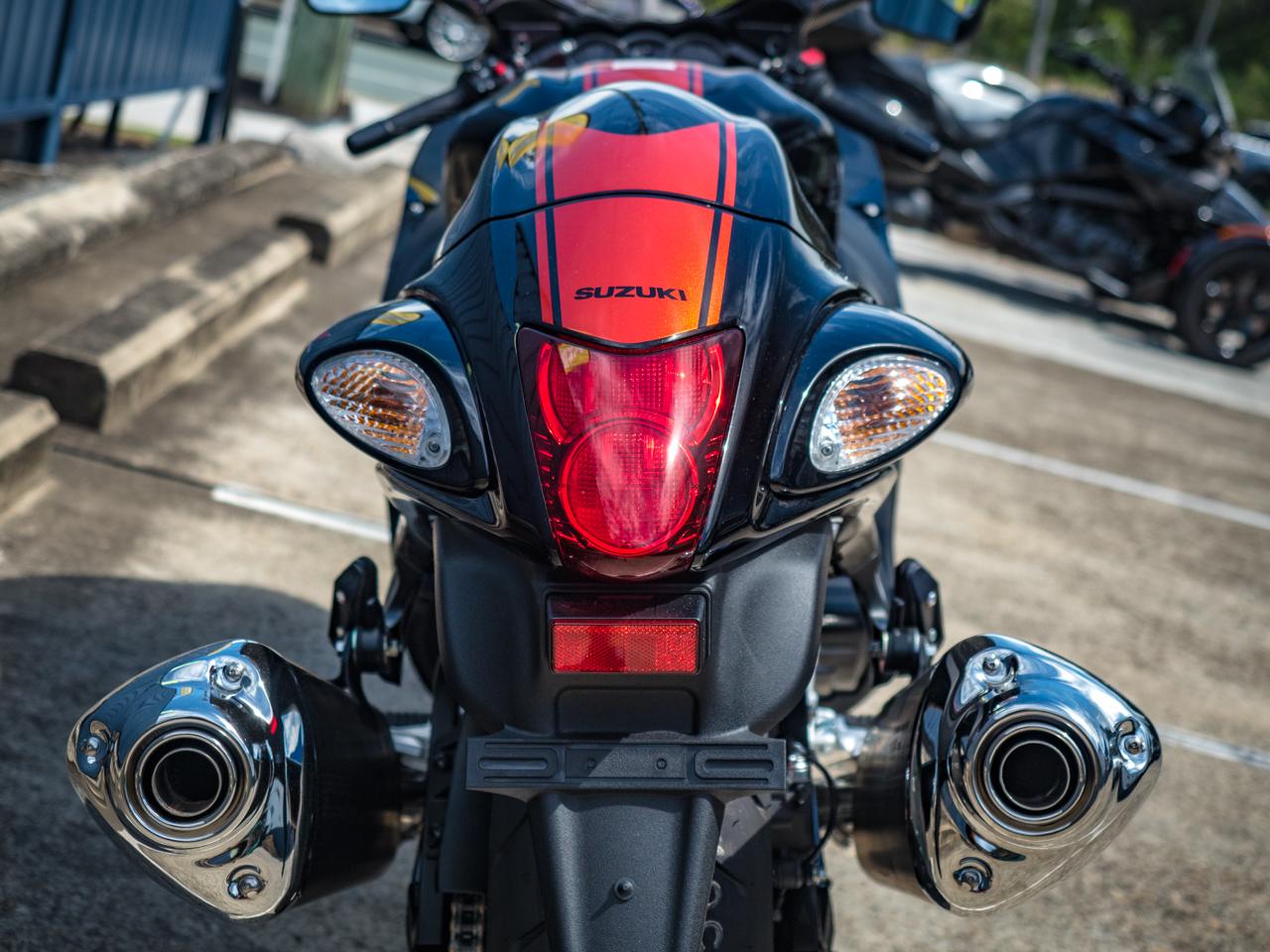 The Suzuki GSX-R1000 is on sale