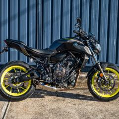 Yamaha MT-07 LAMS 2018
