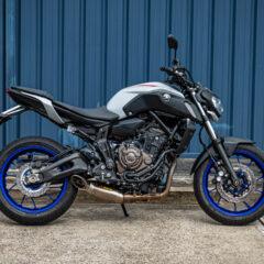 Yamaha MT-07 HO 2019