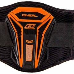 Black/Orange O'Neal PXR Kidney Belt