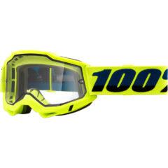 Yellow + Clear Lens Accuri 2 Enduro Moto Goggle