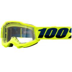 Yellow 100% Accuri 2 Youth Goggle