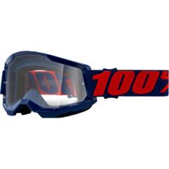Masego + Clear Lens Strata 2 Goggle