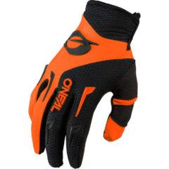 Orange/Black O'Neal 21 Element Glove Back