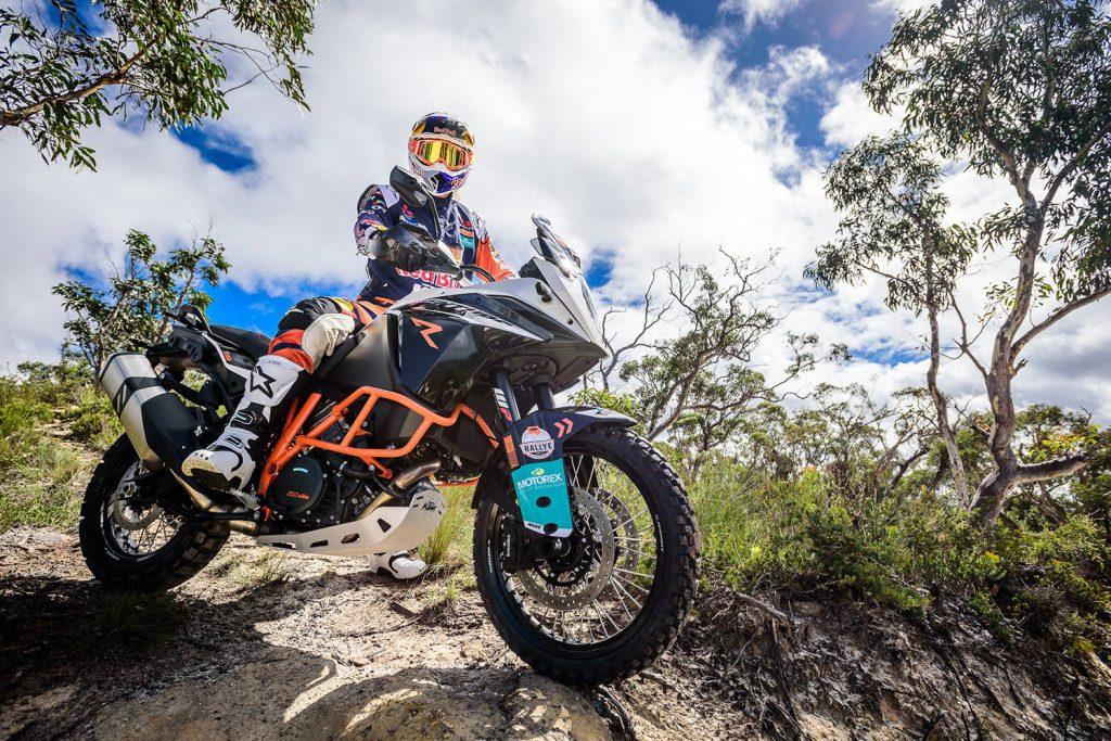 KTM Adventure Days 2018 Stance