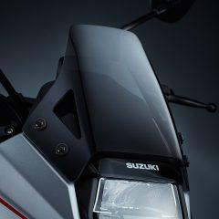 Suzuki Katana Meter Visor