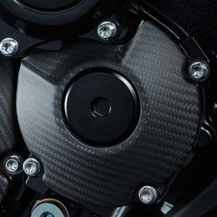 Suzuki Katana Carbon Starter Cover