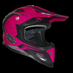 Shotgun Matt Magenta RXT SG1 Ultra Helmet