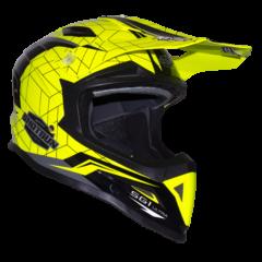 Shotgun Gloss Neon Yellow RXT SG1 Ultra Helmet