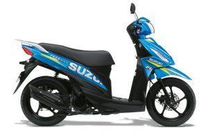 Suzuki Address 110 MotoGP 2016