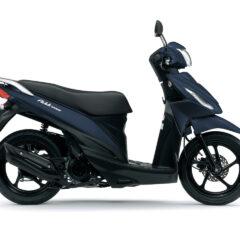 Suzuki Address 110 2020