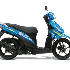 Suzuki Address 110 2021
