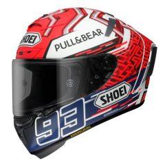 Marquez 5 TC-1 Shoei X-Spirit III Helmet
