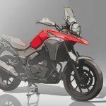 Suzuki V-Strom 250 2019 Sketch