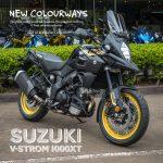 Suzuki VStrom1000XT 2019 BlackGold