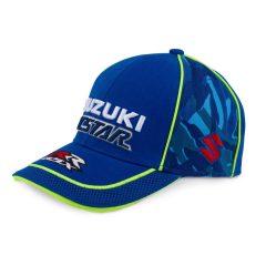 Blue Suzuki 2018 MotoGP Team Cap