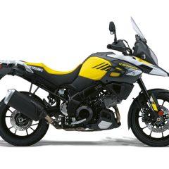Suzuki V-Strom 1000 Yellow Right Side