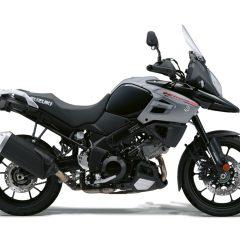 Suzuki V-Strom 1000 Black Right Side