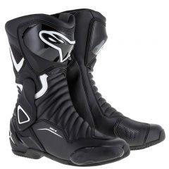 Alpinestars Stella SMX-6 V2 Boots Black/White