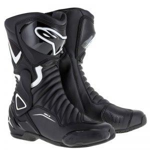 Alpinestars Stella SMX-6 V2 Boots - Black/White