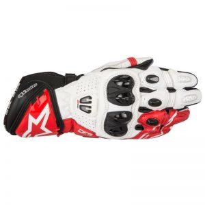 Alpinestars GP Pro R2 Glove - Black/White/Red