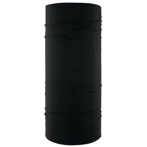 ZANheadgear Motley Tube - Solid Black