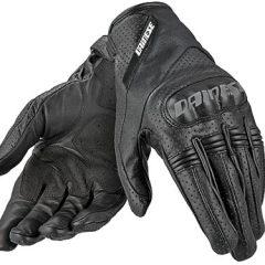 Black Dainese Essential Glove