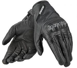 Dainese Essential Glove 691 - Nero/Nero/Nero