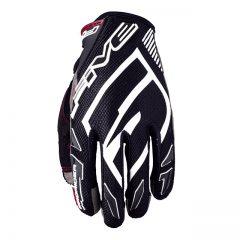Black/White Five MXF Pro-Rider S Glove