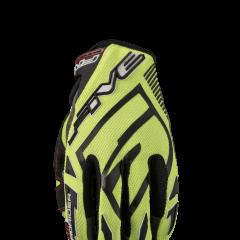 Fluro Yellow Five MXF Pro-Rider S Glove
