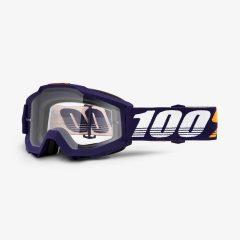 Grib + Clear Lens 100% Accuri Goggle