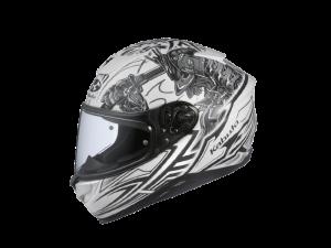 Samurai Matt WhiteKabuto Aeroblade 5 Helmet