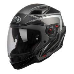 Anthracite Matt Airoh Executive Helmet Left