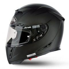 Black Matt Airoh GP500 Helmet
