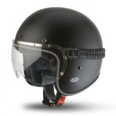 Black Matt Airoh Garage Helmet