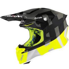 FRame Anthracite Matt Airoh Twist 2.0 Helmet