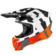 Frame Orange Matt Airoh Twist 2.0 Helmet