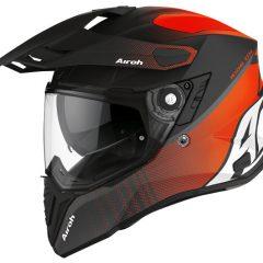 Airoh Commander Orange Helmet