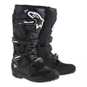 Alpinestars Tech 7 Boots - Black