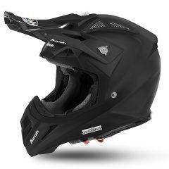 Matt Black Airoh Aviator 2.2 Helmet