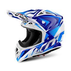 Flash Blue/White Airoh Aviator 2.2 Helmet