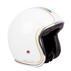 White/Italy RXT Classic Helmet