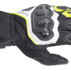 Black/White/Yellow DriRider Air-Ride 2 Mens Glove