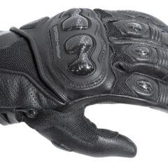 Black DriRider Air-Ride 2 Short Cuff Mens Glove